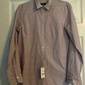 Brooks brothers button down blouse